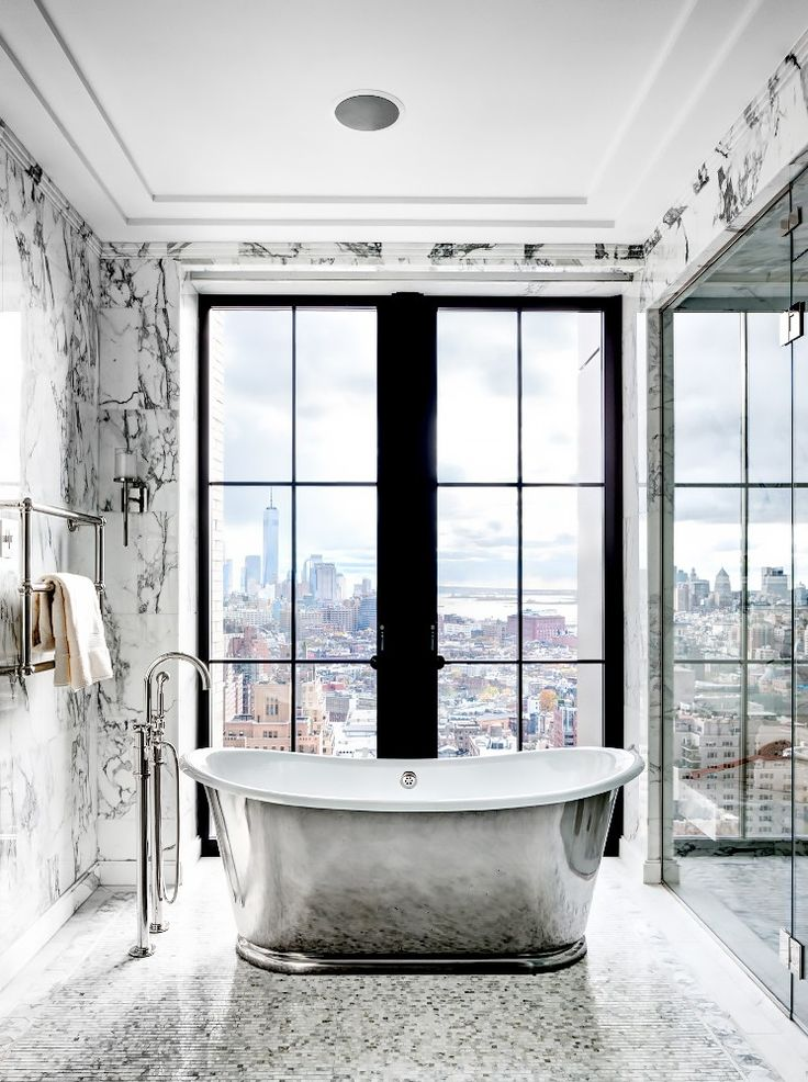 The Dreamiest Bathtubs To Assuage Your Instagram Envy. Marble BathroomsDream  BathroomsWhite BathroomsBeautiful ... Part 69
