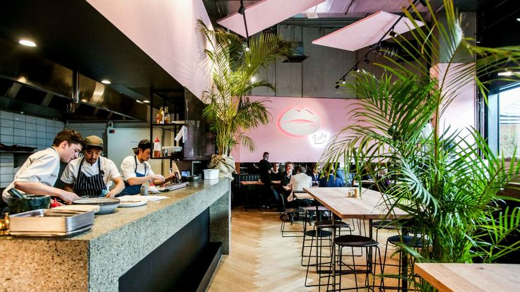 They're also serving up weekend bottomless brunch — and a bit of Melbourne's storied history.