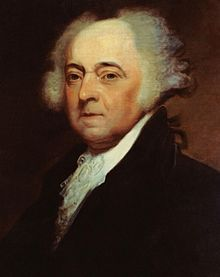 (2) John Adams (October 30, 1735 (O.S. October 19, 1735)  – July 4, 1826) was an American Founding Father, and the second President of the United States (1797–1801).[2] He was also a lawyer, statesman, diplomat, political theorist, and a leading champion of independence in 1776. Hailing from New England, Adams, a prominent lawyer and public figure in Boston, was highly educated and represented Enlightenment values promoting republicanism.  wem