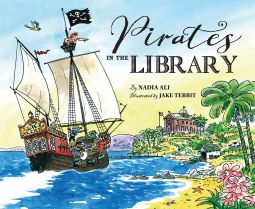 Pirates in the Library | Nadia Ali | 9781595727657 | NetGalley