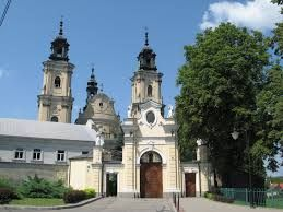 Zespół klasztorny OO. dominikanów w Jarosławiu. #dominikanie #klasztor #jarosław