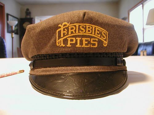 "Frisbie's Pies is responsible for the first ""prototype"" of today's popular frisbee! (Their pie pans)"