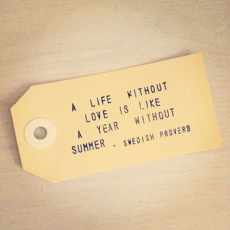 A life without love is like a year without summer. #quote #summer #love summer quote ❤ more @ http://www.quotesarelife.com/sayings/summer-quotes/1909/cute-summer-2012-quotes.html