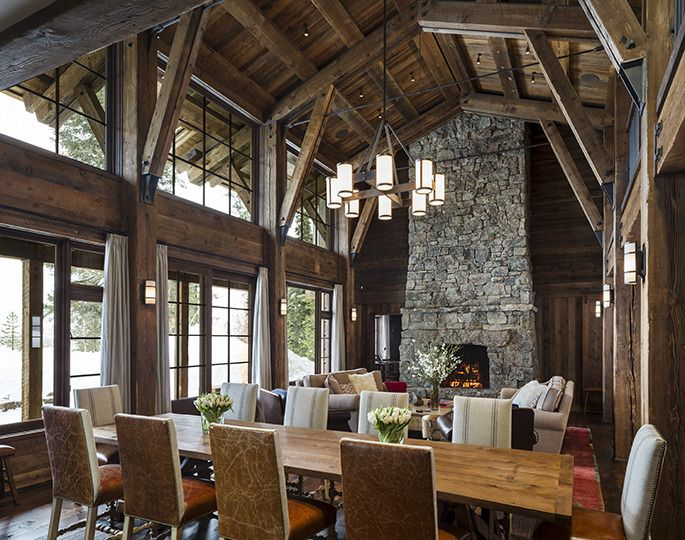 1000+ images about Wilson, WY Cabin on Pinterest | Sliding ...