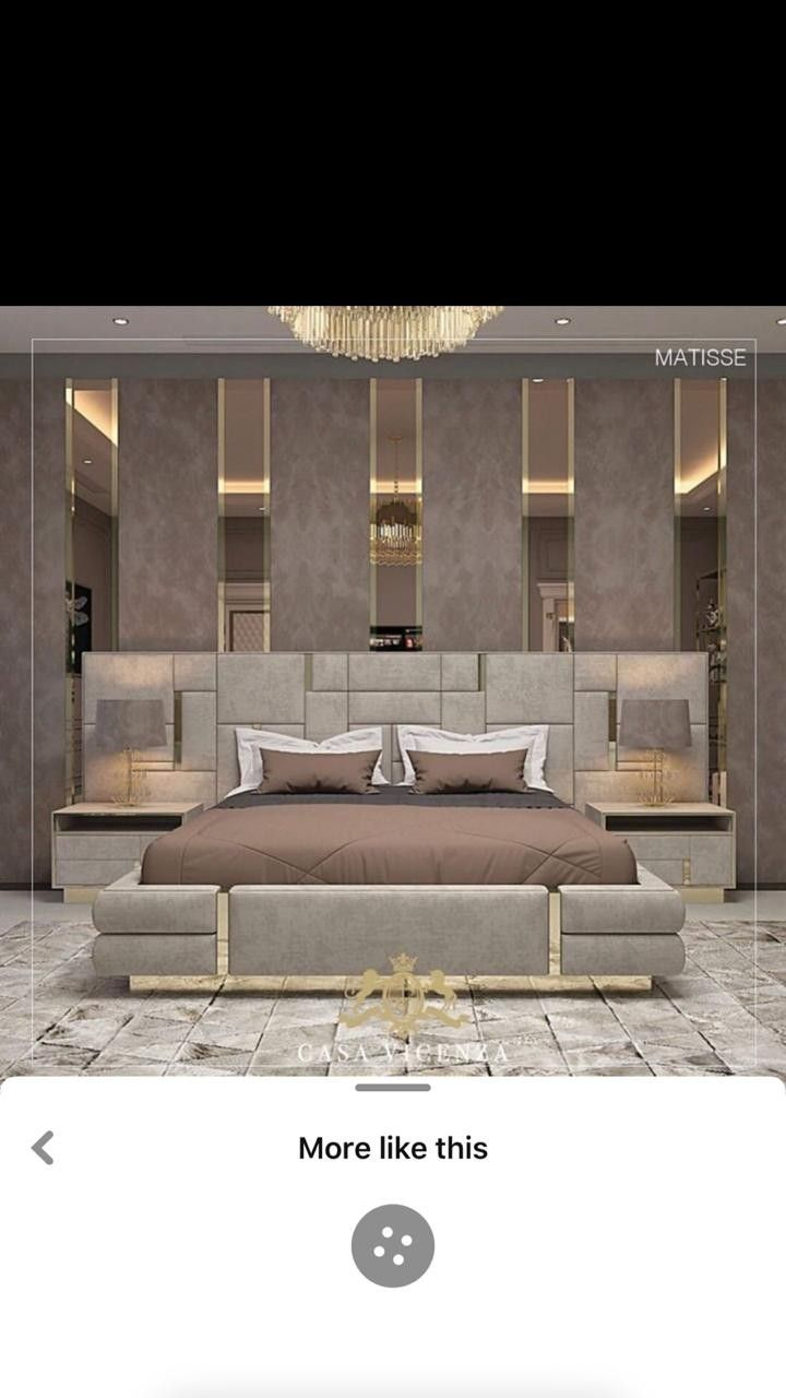 Pin By Keroles Emad On ابرام عياد Modern Luxury Bedroom Luxurious Bedrooms Master Bedroom Interior Design Modern luxury bridal room