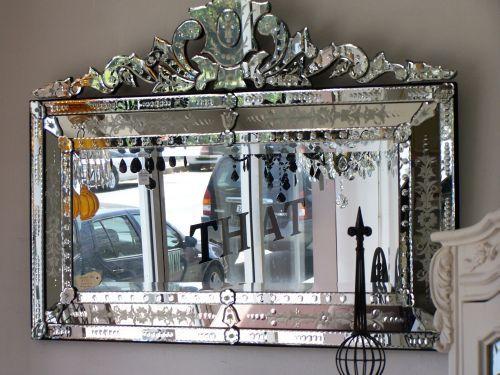 Venetian Mirrors / Instant Glam                                                                                                                                                                                 More