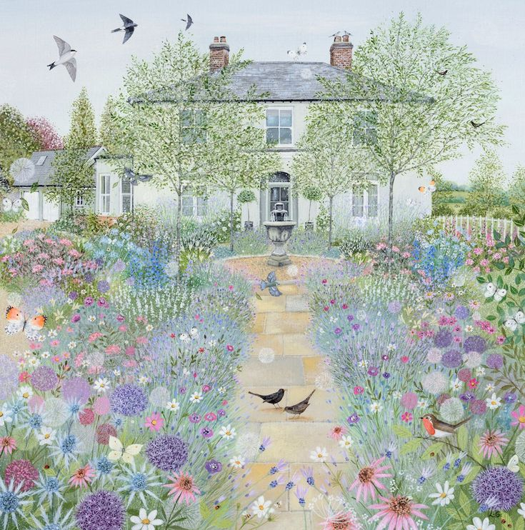 Lucy Grossmith — My Way is Fairytales