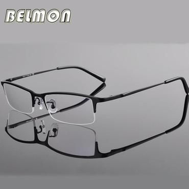 fc40ccb2ac Spectacle Frame Eyeglasses Men Computer Optical Titanium Eye Glasses For  Male Transparentiehrb
