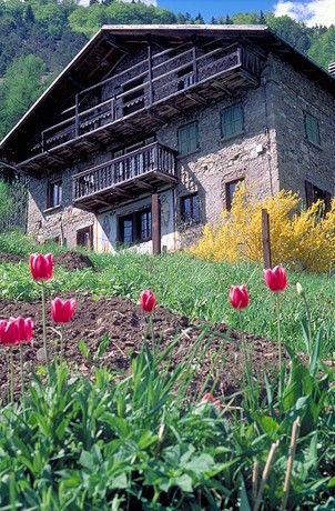 Provincia di Belluno - Agordino, casa rurale