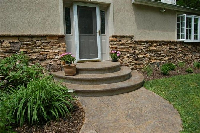Best 17 Best Images About Front Door Stone Steps On Pinterest 400 x 300