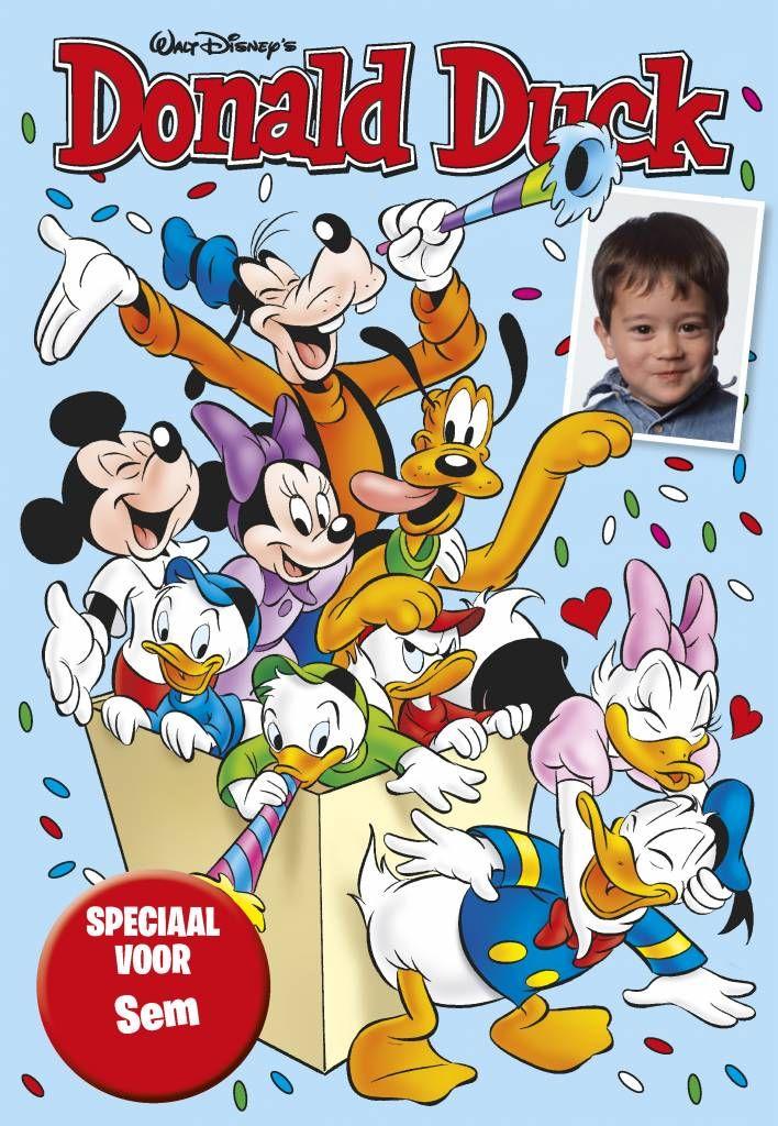 Donald+Duck+Feest+Magazine