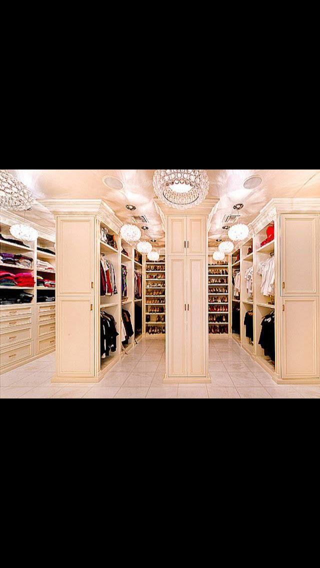 127 Best Images About Dream Closet On Pinterest
