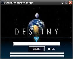 Destiny Code Generator Serial CD Key Download With this generator you will play video game PlayStation 3, PlayStation 4, Xbox 360, and Xbox
