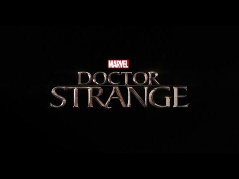 Doctor Strange 2016 Teaser Trailer