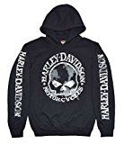 Harley-Davidson Men's Sweatshirt Willie G Skull H-D Pullover Black 30296648  Wisconsin Harley-Davidson Men's Willie G Skull Pullover Hooded SweatshirtSuper soft hoodie,   #30296648 #Black #HarleyDavidson #Men's #Pullover #Skull #Sweatshirt #Willie