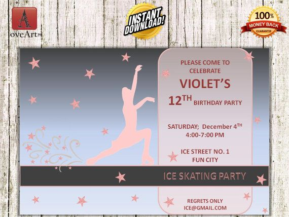 Hey, I found this really awesome Etsy listing at https://www.etsy.com/listing/248820957/instant-download-ice-skating-invitation