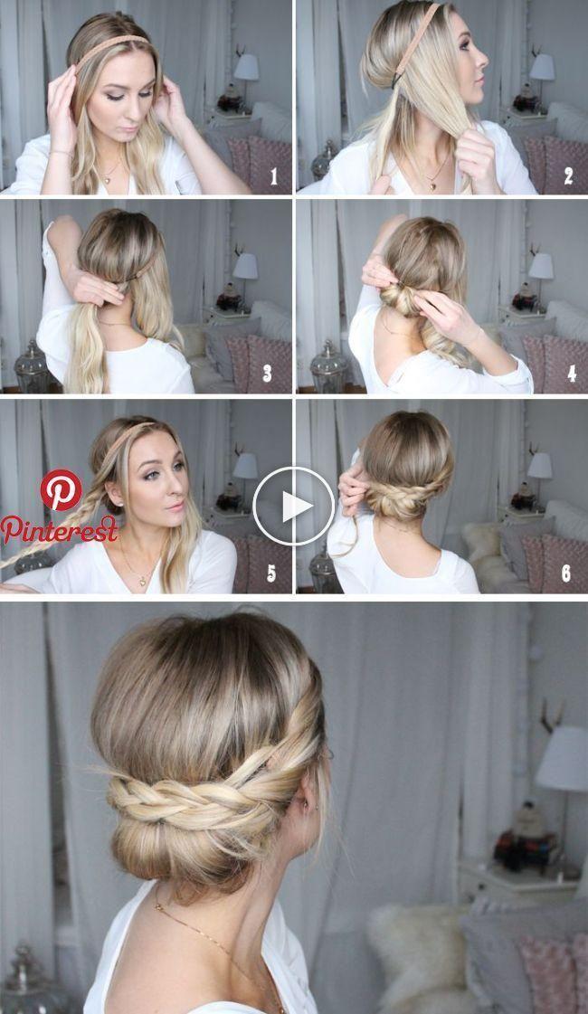 Bouts de cheveux   Helen Torsgården - Le blog de maquillage de Hiilen ... - # Astuces cheveux...