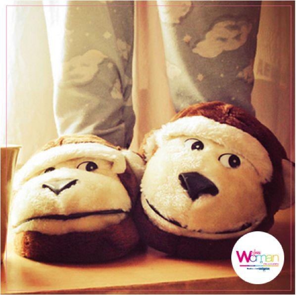 Andar en pantuflas todo el domingo ;)