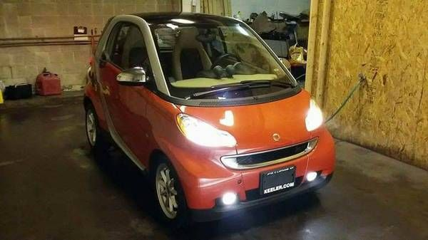 2008 Smart Car Passion For Two by Mercedes Benz (Glens Falls NY) $3600: < image 1 of 5 > 2008 Mercedes Smart Car condition: like…