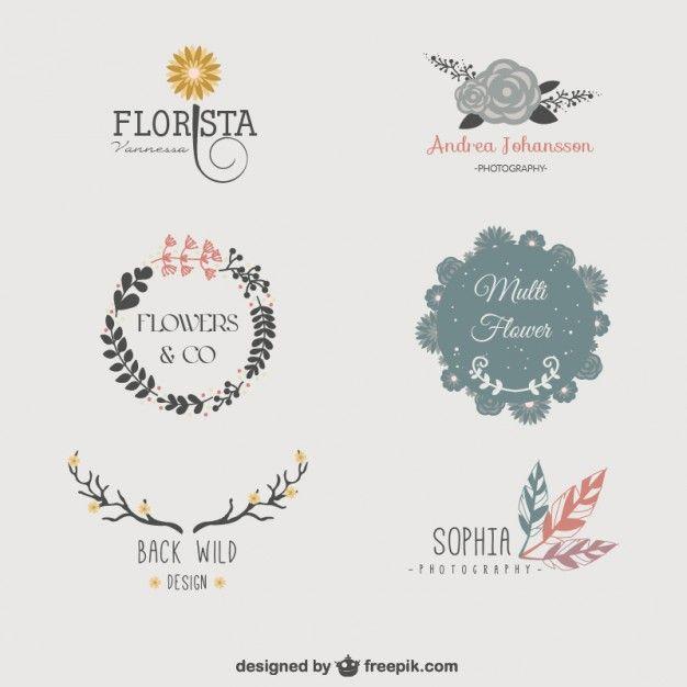Logo - Floral - Free design