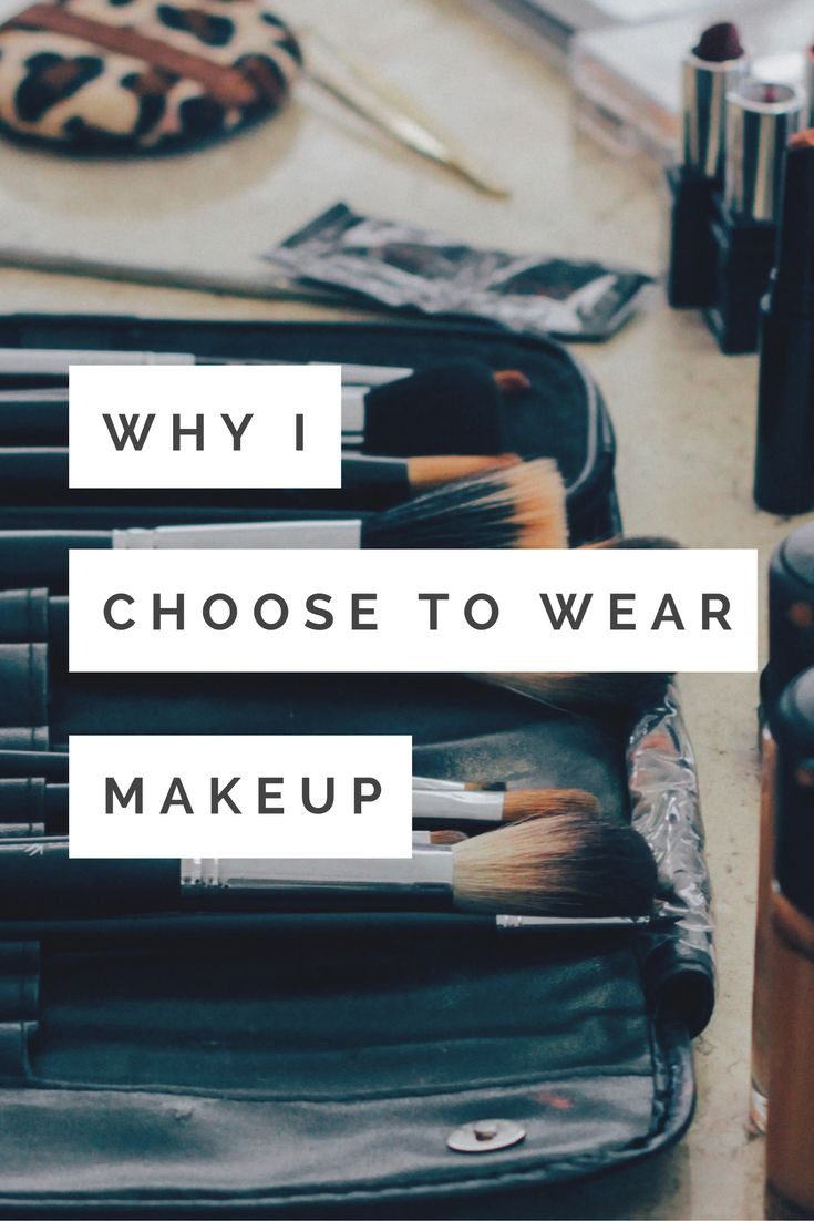 Makeup is fun and this is why I choose to wear it >> Adriana Renee
