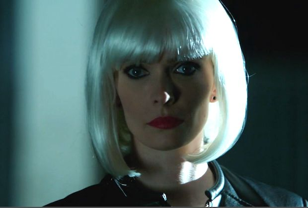 Yes, the woman who showed up in the final moments of last week'sGrimm's looks like the believed-dead Juliette. She sounds like Juliette. And she knows everything Juliette knew. But series star Bit...