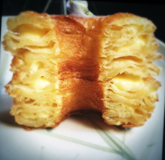 G Bakes!: From Helga's Kitchen: CRONUTS!...and Danish. Apparently cronuts are not a new thing. This woman's mother has had this recipe for years. I haven't tried it yet, so I can't guarantee the results, but doesn't it look delicious?!