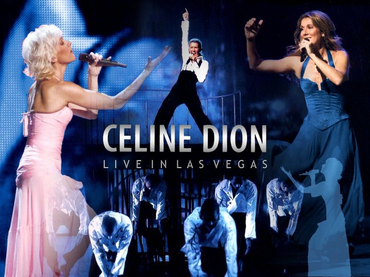 Powerhouse of all powerhouses.  Was unable to get tix in Vegas when we were there--sold out-- but hoping to see her perform one day soon.