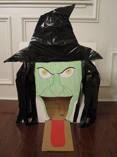 Toddler Approved!: DIY Toddler Approved Halloween Carnival Games