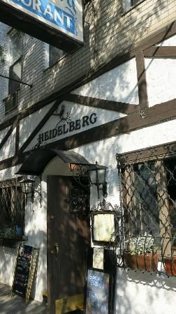 Heidelberg Restaurant, German restaurant- upper east side NYC