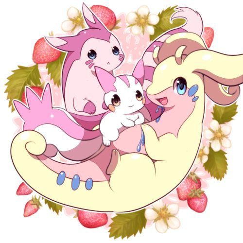 furret, pachirisu y goodra shiny   pokemon   Pinterest