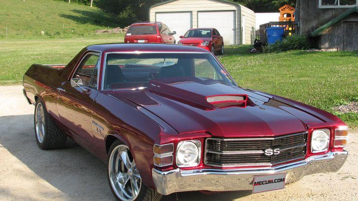 1971 Chevrolet El Camino SS - 1