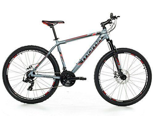 Moma Bikes Btt Shimano Bicicleta, Unisex Adulto