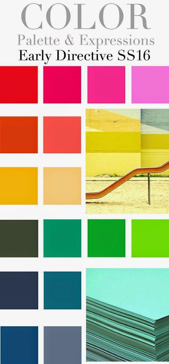 "102 best ""sumer is icumen in"" color trends spr/sum 2016 images on"