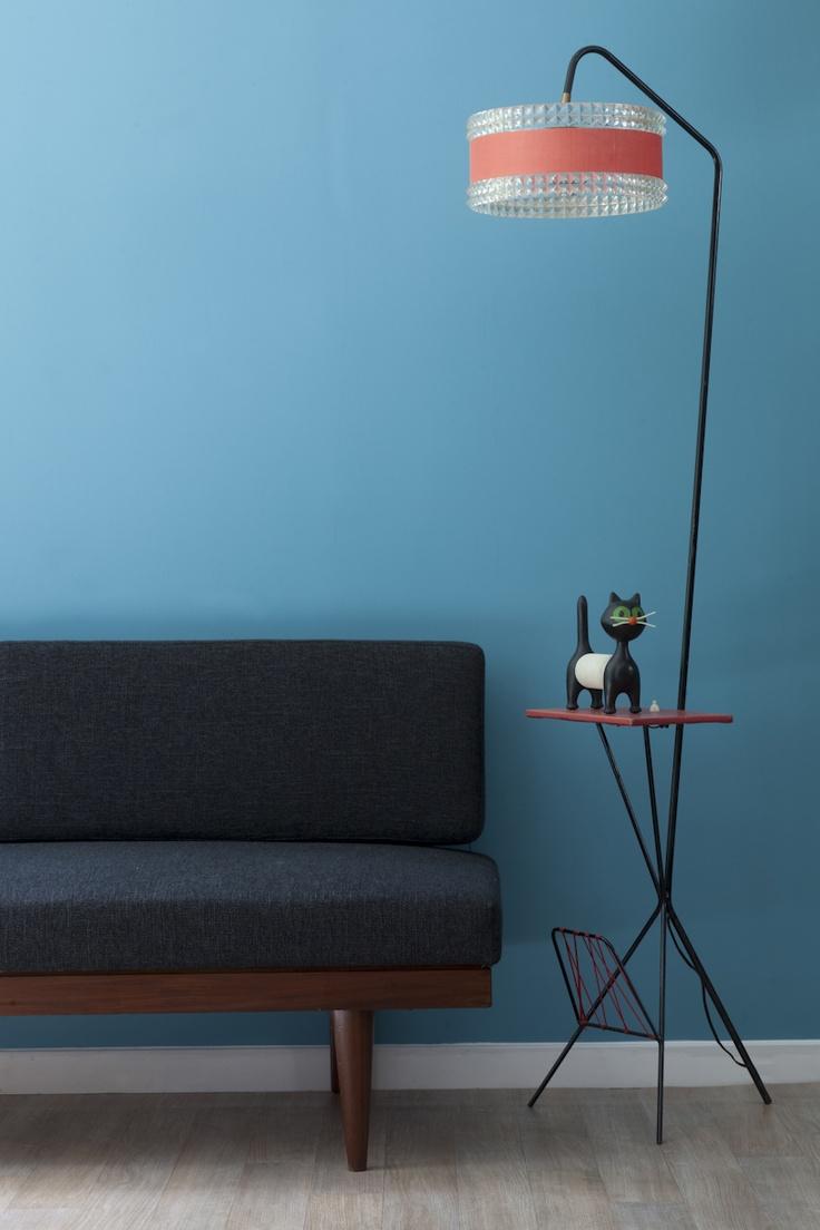 50's atmosphere with Libuse Niklova toy by Elodie Sagot Interior Designer