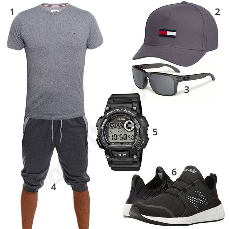 Graues Herren-Outfit mit New Balance Sneakern (m0378) #outfit #style #fashion #menswear #mensfashion #inspiration #shirt #cloth #clothing #männermode #herrenmode #shirt #mode #styling #sneaker #menstyle