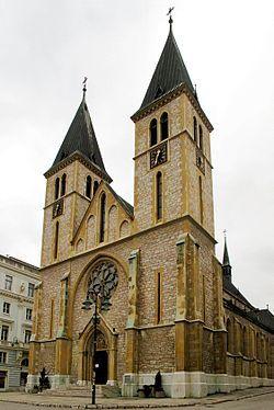 Sacred Heart Cathedral, Sarajevo - Wikipedia, the free encyclopedia