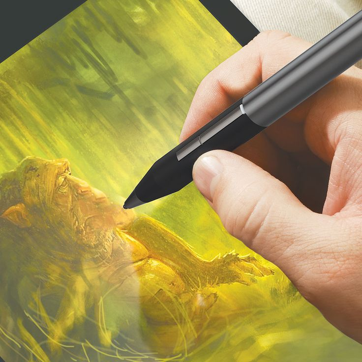 Adonit Jot Touch. Precision stylus will work on all touch screens.