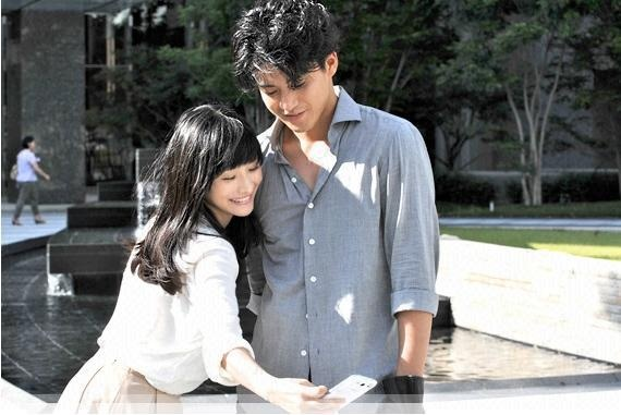 小栗旬 rich man, poor woman #Oguri #Shun