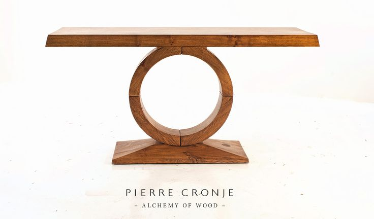 A Pierre Cronje Norelle Console