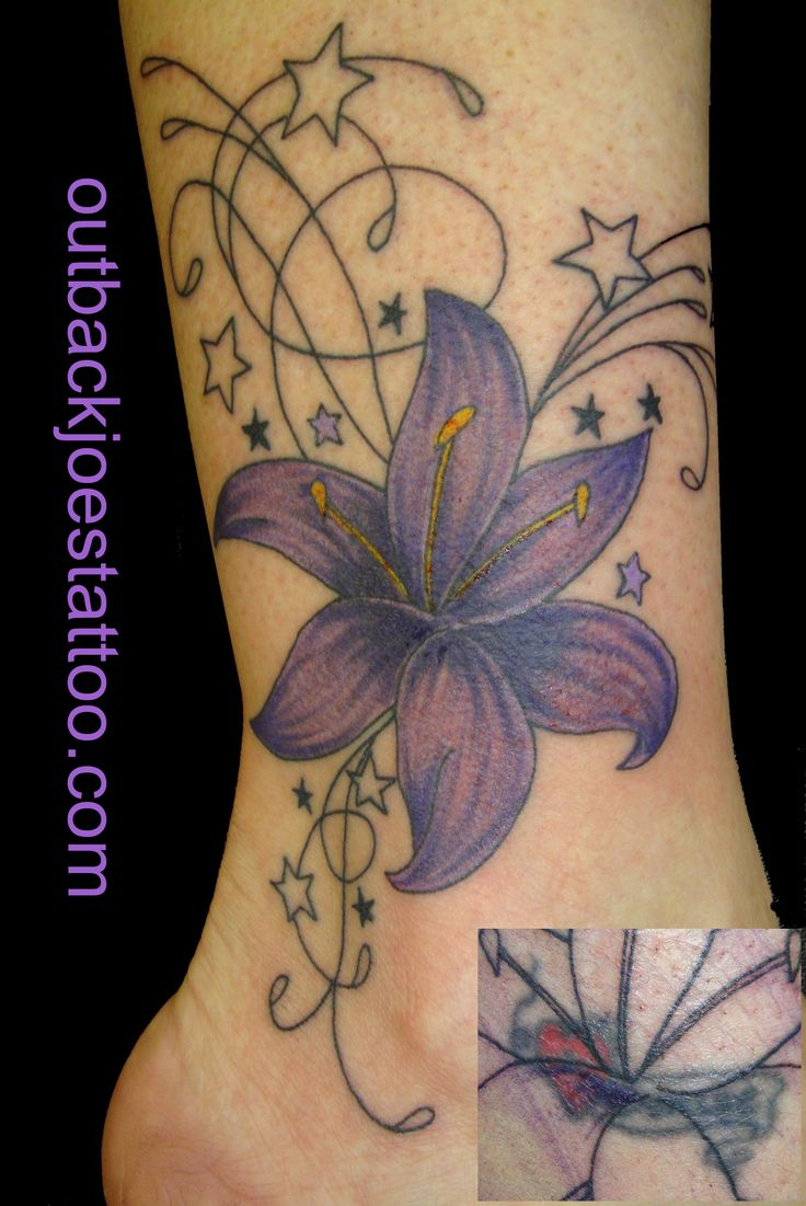 Flower Tattoos Cover Up | Tattoo Flowers Cover up Flower Cover up Tattoos
