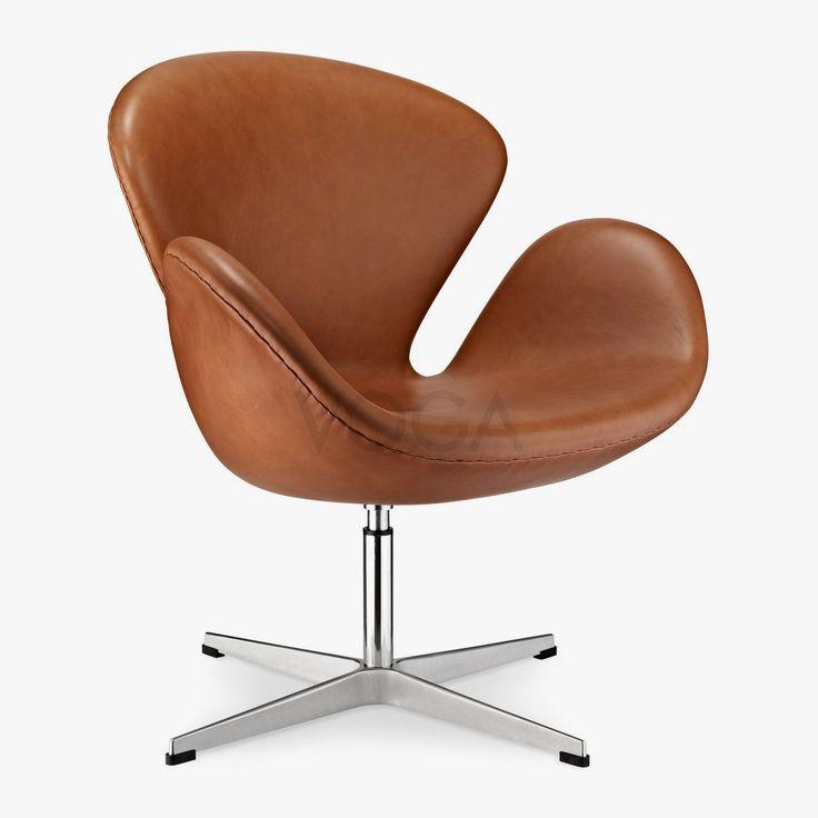 Swan Chair Jacobsen | Designersessel | VOGA®