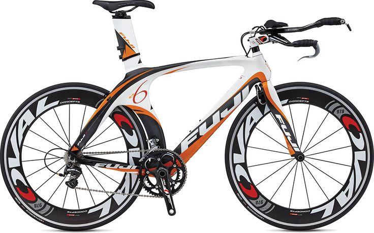 Fuji Bikes TT D-6 2.0 with Di2