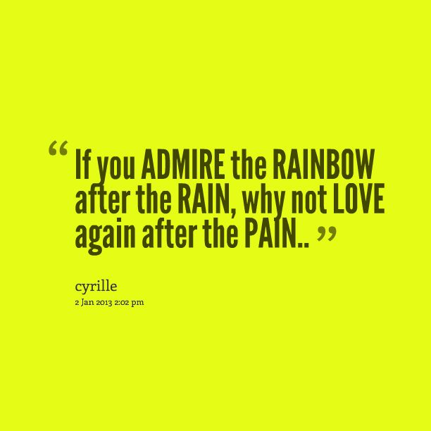 quotes about rainbows - Google Search
