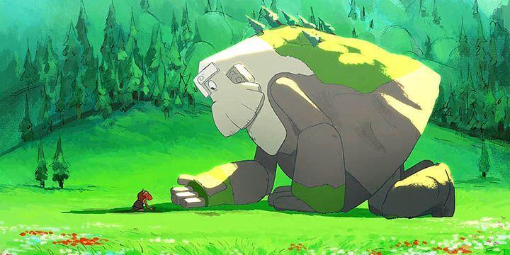 Regardez le film pour enfants sur l'écologie : The Mountain King