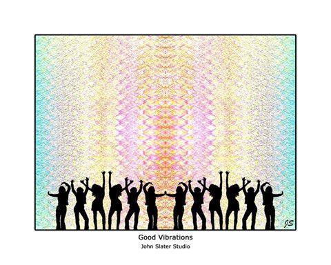 Good Vibrations © John Slater Studio