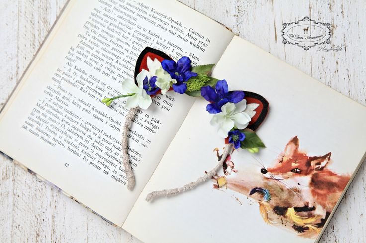 Fox ears headband,fox ears for toddler,woodland,nature inspired,birthday party,fairy garden,photo session,photography prop,indigo by OhDearAccessories on Etsy