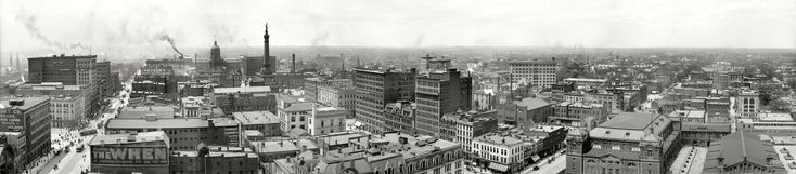 Shorpy Historic Picture Archive :: Indy Pano: 1907 high-resolution photo
