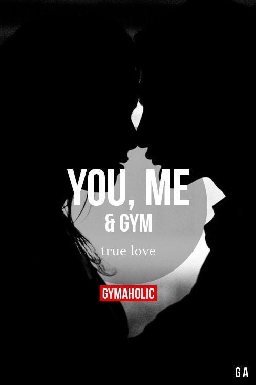 You, Me And Gym = LOVE haha yes matthew, yes :D