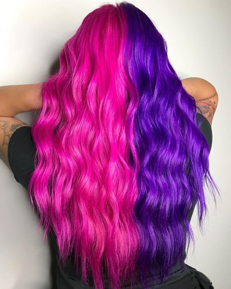 Most Current Cost Free Dyed Hair Purple Ideas Will Be The Sources Providing The Game Aside Which You Are En 2020 Cheveux Teints Idee Couleur Cheveux Teinture Cheveux